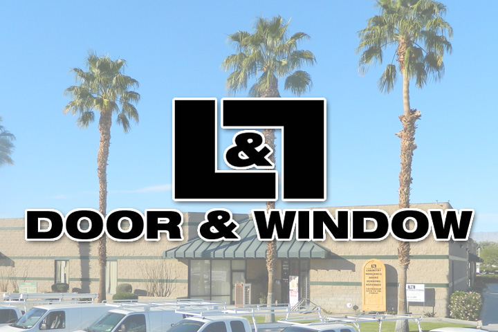 L & L Door & Window Website Slider Logo